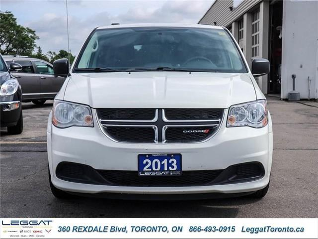 2013 Dodge Grand Caravan SE/SXT (Stk: T11597A) in Etobicoke - Image 2 of 22