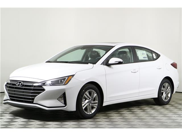 2020 Hyundai Elantra Preferred w/Sun & Safety Package (Stk: 194755) in Markham - Image 3 of 21