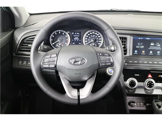 2020 Hyundai Elantra Preferred w/Sun & Safety Package (Stk: 194755) in Markham - Image 13 of 21