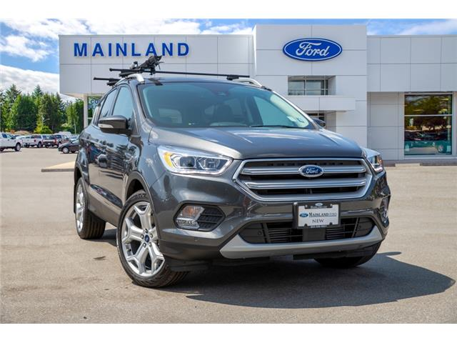 2019 Ford Escape Titanium (Stk: 9ES0695) in Vancouver - Image 1 of 28