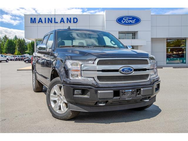 2019 Ford F-150 Platinum (Stk: 9F10788) in Vancouver - Image 1 of 30