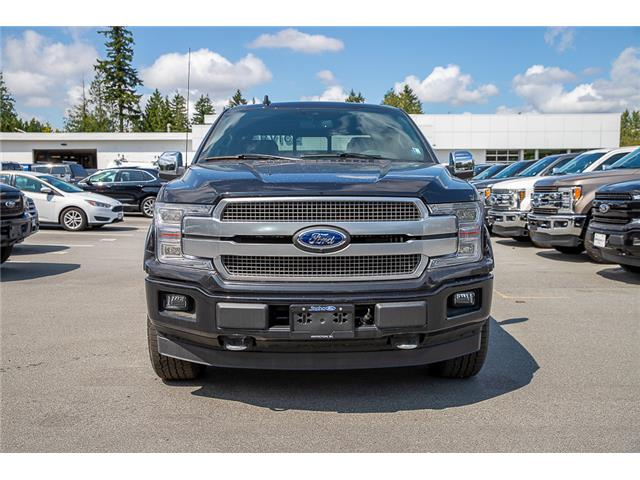 2019 Ford F-150 Platinum (Stk: 9F10788) in Vancouver - Image 2 of 30