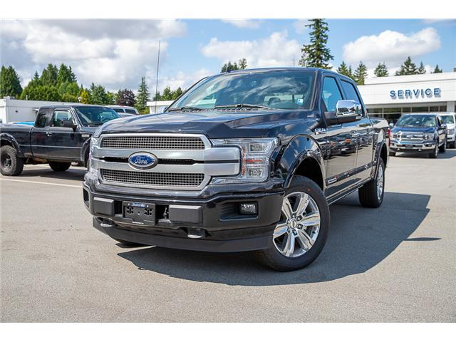 2019 Ford F-150 Platinum (Stk: 9F10788) in Vancouver - Image 3 of 30