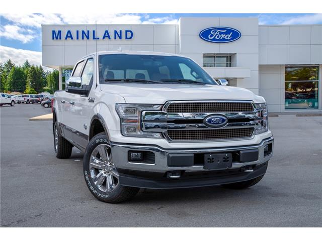 2019 Ford F-150 King Ranch (Stk: 9F11415) in Vancouver - Image 1 of 30