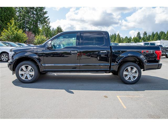 2019 Ford F-150 Platinum (Stk: 9F10788) in Vancouver - Image 4 of 30