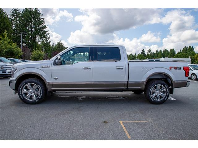 2019 Ford F-150 King Ranch (Stk: 9F11415) in Vancouver - Image 4 of 30