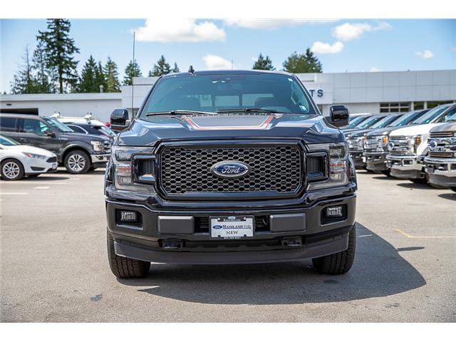 2019 Ford F-150 Lariat (Stk: 9F14557) in Vancouver - Image 2 of 30