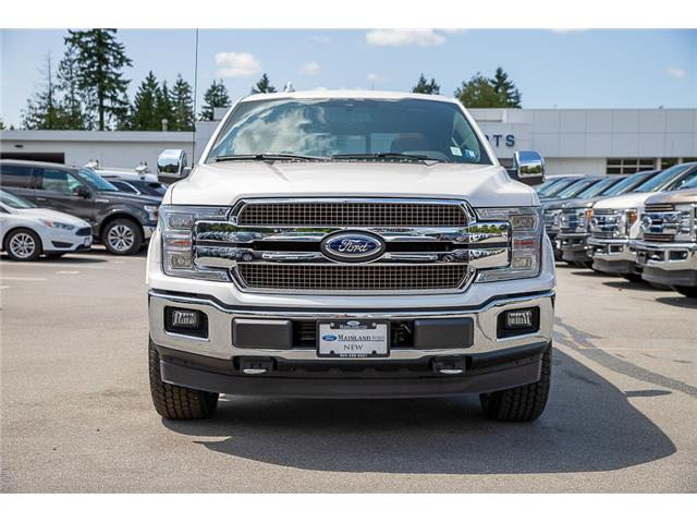 2019 Ford F-150 King Ranch (Stk: 9F14572) in Vancouver - Image 2 of 30