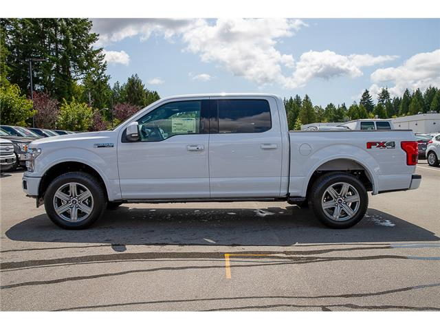 2019 Ford F-150 Lariat (Stk: 9F17012) in Vancouver - Image 4 of 30