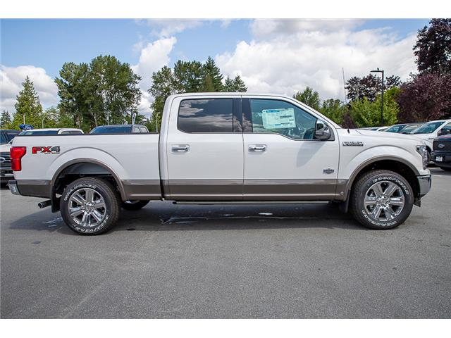 2019 Ford F-150 King Ranch (Stk: 9F11415) in Vancouver - Image 8 of 30
