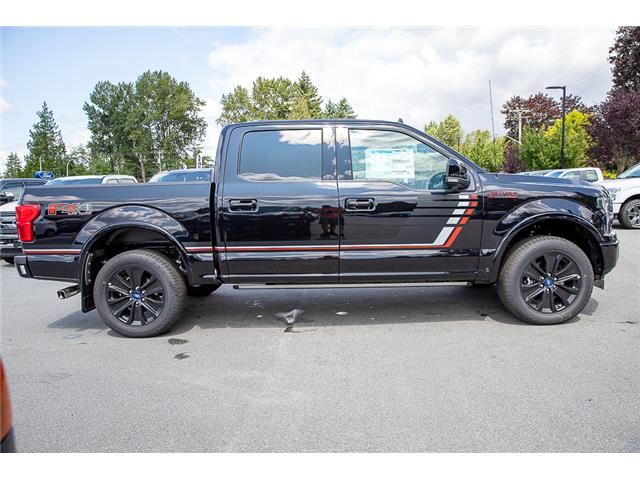 2019 Ford F-150 Lariat (Stk: 9F14557) in Vancouver - Image 8 of 30