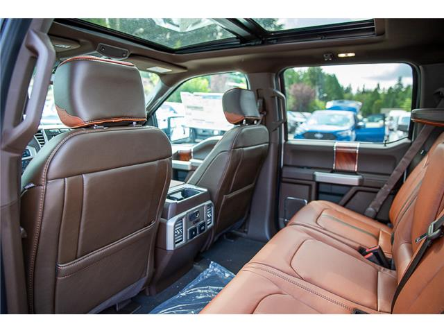 2019 Ford F-150 King Ranch (Stk: 9F11415) in Vancouver - Image 17 of 30