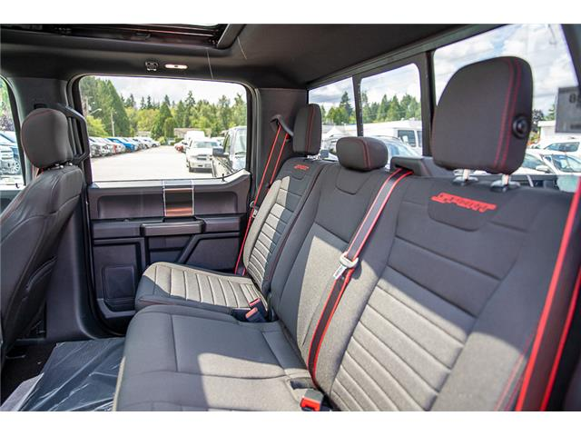 2019 Ford F-150  (Stk: 9F11417) in Vancouver - Image 19 of 30