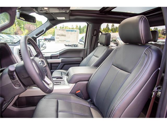 2019 Ford F-150 Lariat (Stk: 9F17012) in Vancouver - Image 16 of 30