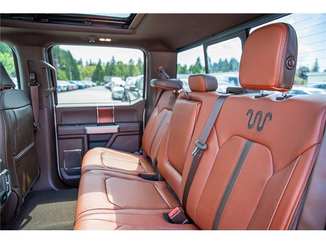 2019 Ford F-150 King Ranch (Stk: 9F14572) in Vancouver - Image 18 of 30