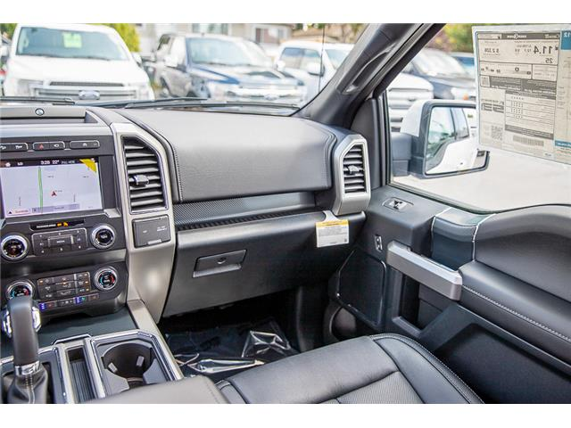2019 Ford F-150 Lariat (Stk: 9F17012) in Vancouver - Image 20 of 30