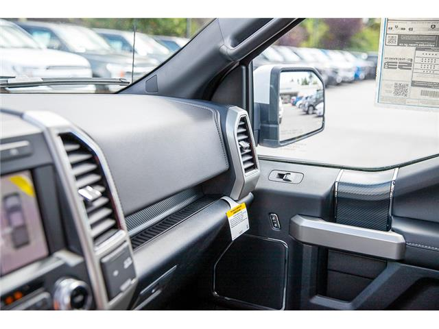 2019 Ford F-150 Lariat (Stk: 9F17012) in Vancouver - Image 29 of 30