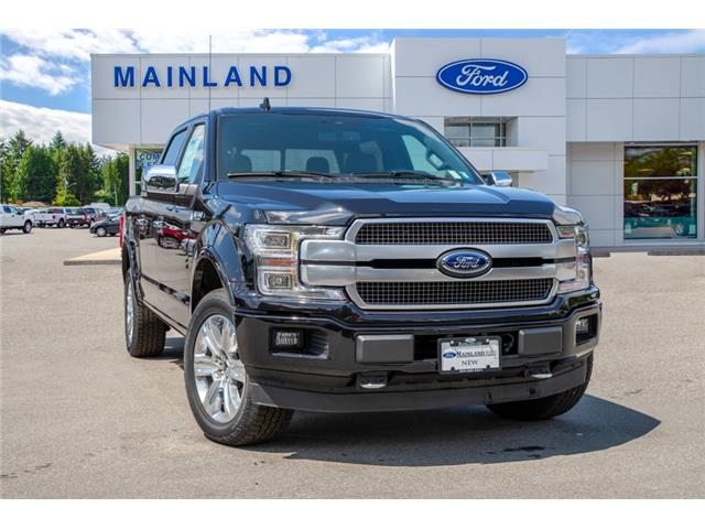 2019 Ford F-150 Platinum (Stk: 9F18539) in Vancouver - Image 1 of 30