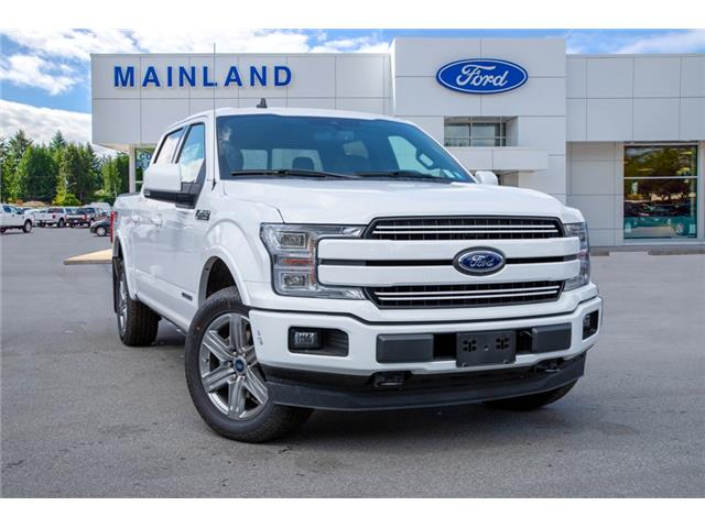 2019 Ford F-150 Lariat (Stk: 9F18545) in Vancouver - Image 1 of 30