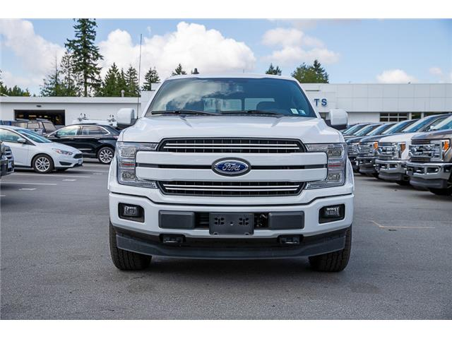 2019 Ford F-150 Lariat (Stk: 9F18545) in Vancouver - Image 2 of 30