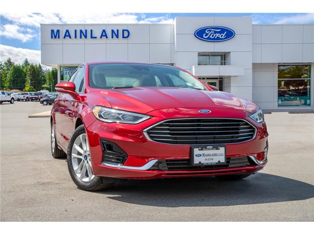 2019 Ford Fusion Hybrid SEL (Stk: 9FU6432) in Vancouver - Image 1 of 30