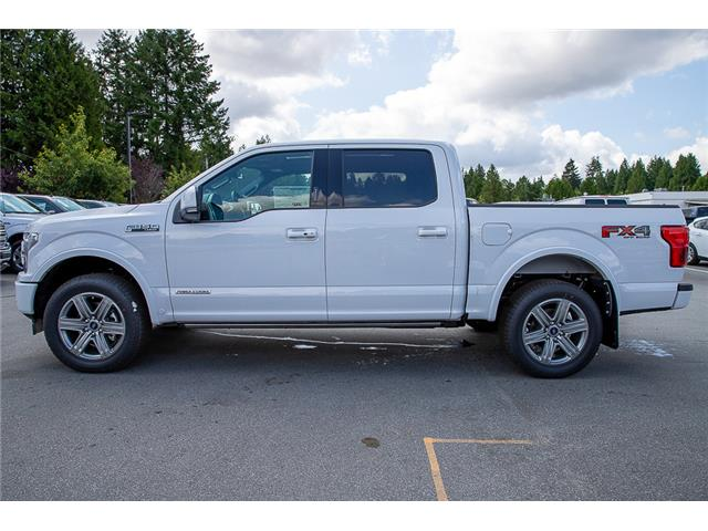 2019 Ford F-150 Lariat (Stk: 9F18545) in Vancouver - Image 4 of 30