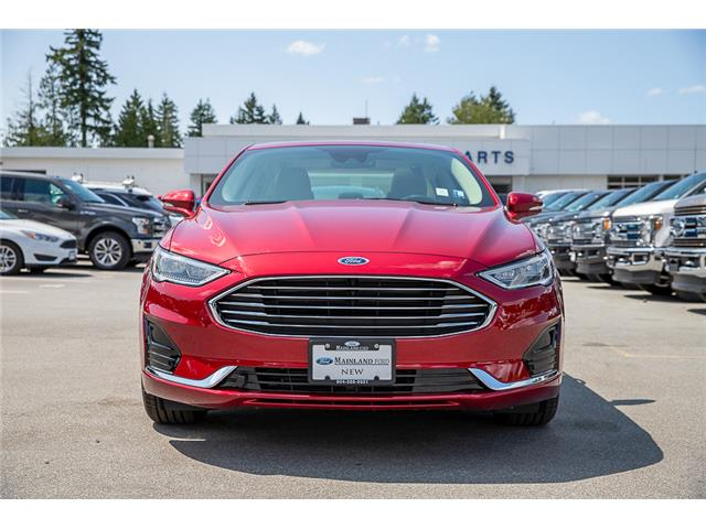 2019 Ford Fusion Hybrid SEL (Stk: 9FU6432) in Vancouver - Image 2 of 30