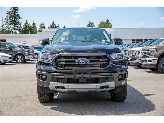 2019 Ford Ranger Lariat (Stk: 9RA1939) in Vancouver - Image 2 of 25
