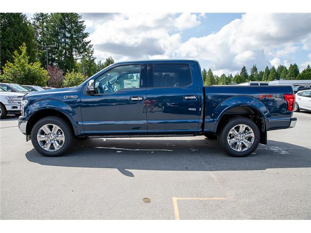 2019 Ford F-150 Lariat (Stk: 9F17640) in Vancouver - Image 4 of 30