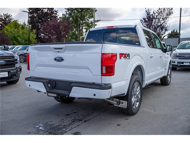 2019 Ford F-150 Lariat (Stk: 9F18545) in Vancouver - Image 7 of 30