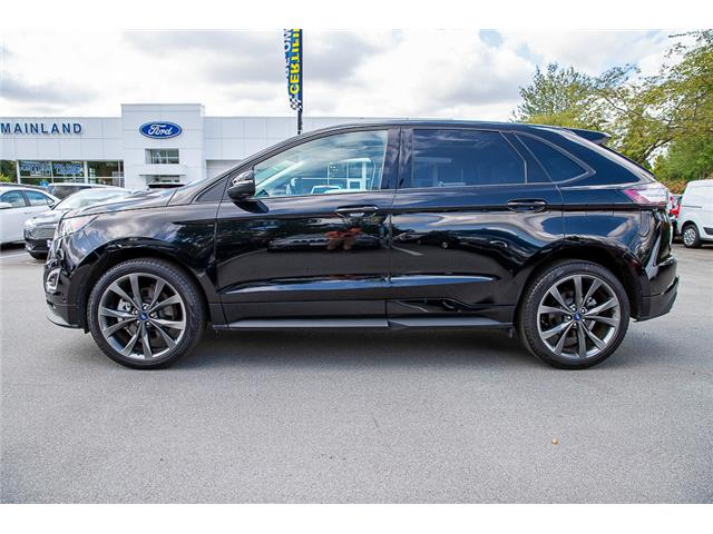 2018 Ford Edge Sport (Stk: P1116) in Vancouver - Image 4 of 29