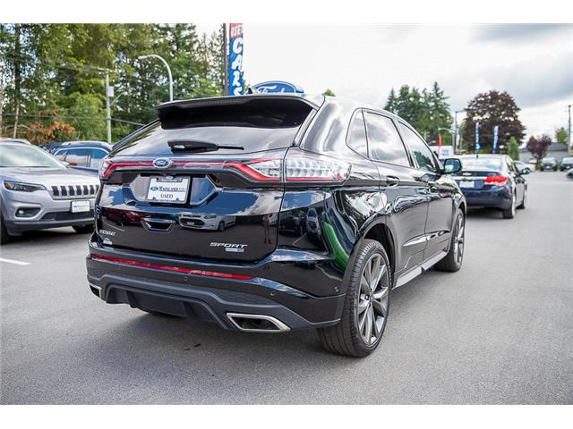 2018 Ford Edge Sport (Stk: P1116) in Vancouver - Image 7 of 29