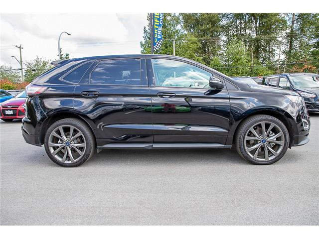 2018 Ford Edge Sport (Stk: P1116) in Vancouver - Image 8 of 29
