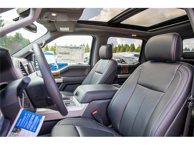2019 Ford F-150 Lariat (Stk: 9F17640) in Vancouver - Image 15 of 30