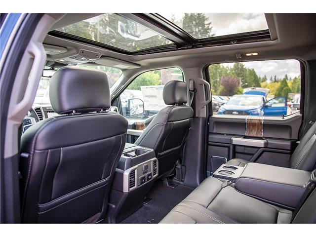2019 Ford F-150 Lariat (Stk: 9F17640) in Vancouver - Image 17 of 30