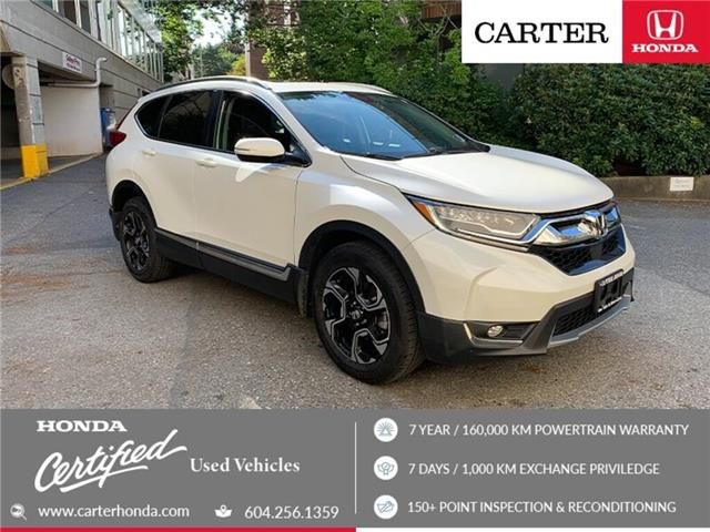 2017 Honda Cr V Touring At 32800 For Sale In Vancouver Carter Honda