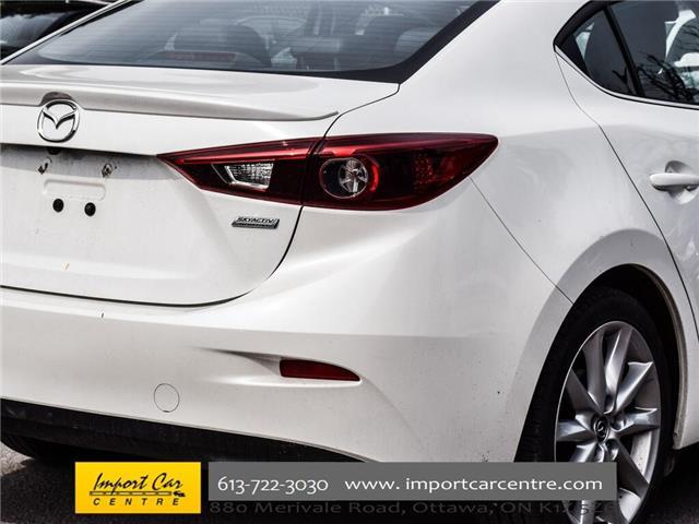 2017 Mazda Mazda3 GT (Stk: 108326) in Ottawa - Image 12 of 19