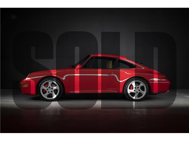 1996 Porsche 911  (Stk: MU2018) in Woodbridge - Image 1 of 19