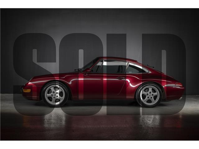 1996 Porsche 911  (Stk: MU2006) in Woodbridge - Image 1 of 17