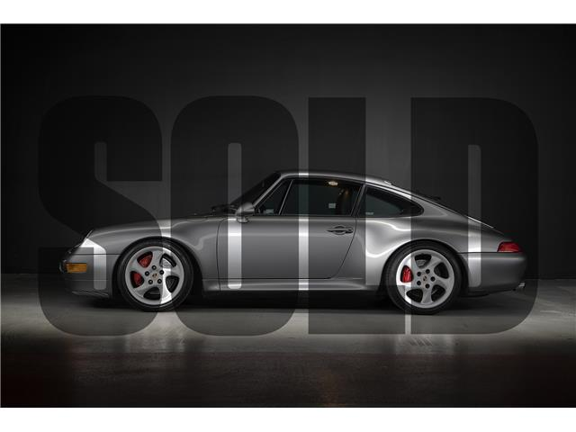 1997 Porsche 911 S (Stk: MU1994) in Woodbridge - Image 1 of 18