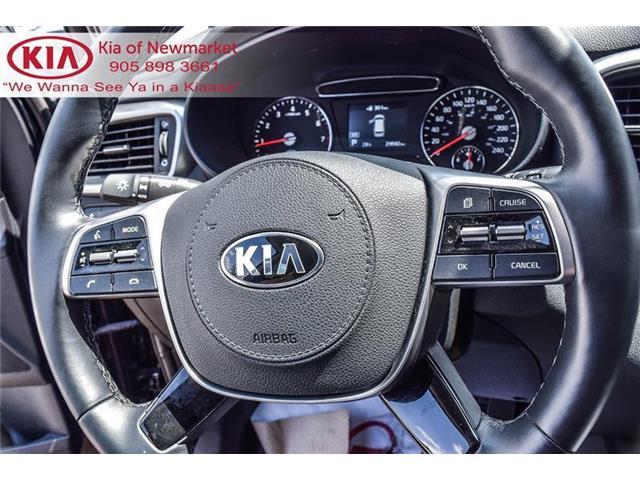 2019 Kia Sorento 2.4L LX (Stk: P0925) in Newmarket - Image 12 of 20