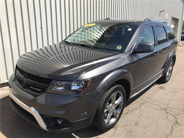 2017 Dodge Journey Crossroad (Stk: X4712B) in Charlottetown - Image 1 of 21