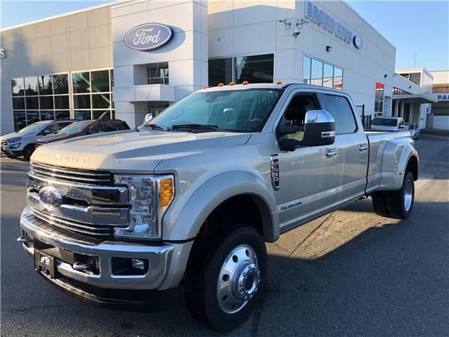 2017 Ford F-450 Lariat (Stk: OP19250) in Vancouver - Image 1 of 28