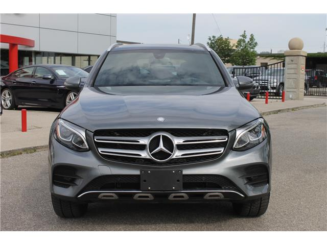 2017 Mercedes-Benz GLC 300 Base (Stk: ) in Toronto - Image 2 of 23