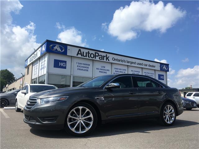 2018 Ford Taurus Limited (Stk: 18-24267) in Brampton - Image 1 of 27