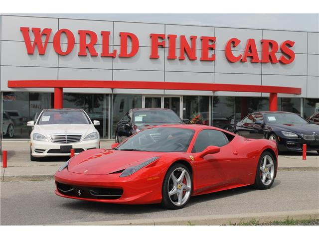 2014 Ferrari 458 Italia Base (Stk: 16901) in Toronto - Image 1 of 29