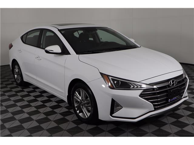 2020 Hyundai Elantra Preferred w/Sun & Safety Package (Stk: 120-010) in Huntsville - Image 1 of 34