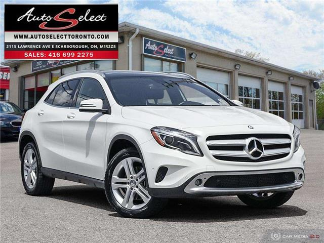 2015 Mercedes-Benz GLA-Class 4Matic (Stk: 151GTAW) in Scarborough - Image 1 of 28