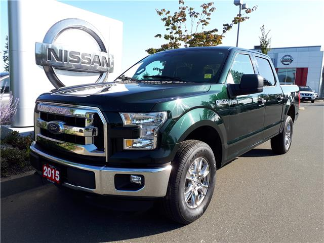 2015 Ford F-150 XLT (Stk: P0101C) in Courtenay - Image 1 of 9