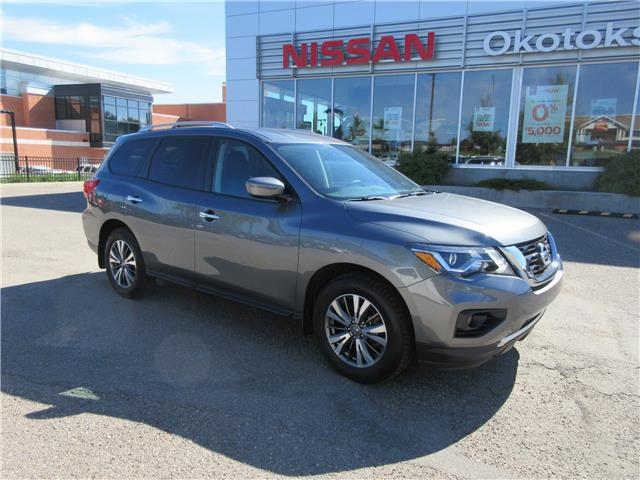 2019 Nissan Pathfinder SV Tech (Stk: 9136) in Okotoks - Image 1 of 31